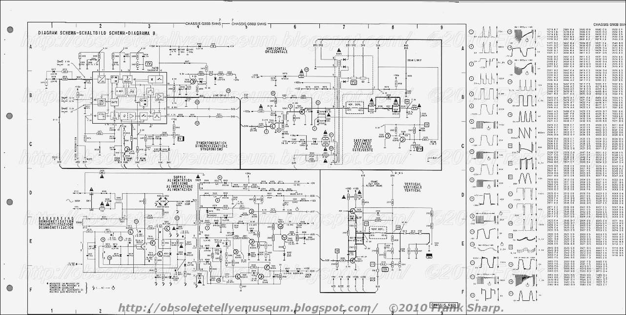 Obsolete Technology Tellye Philips 21gr2750 Videoline Chassis Circuit Diagram Of Synchronized Mains Voltage Power Control A Switched Mode Self Oscillating Supply For Converting An Input Into Output Dc Which Is Substantially Independent