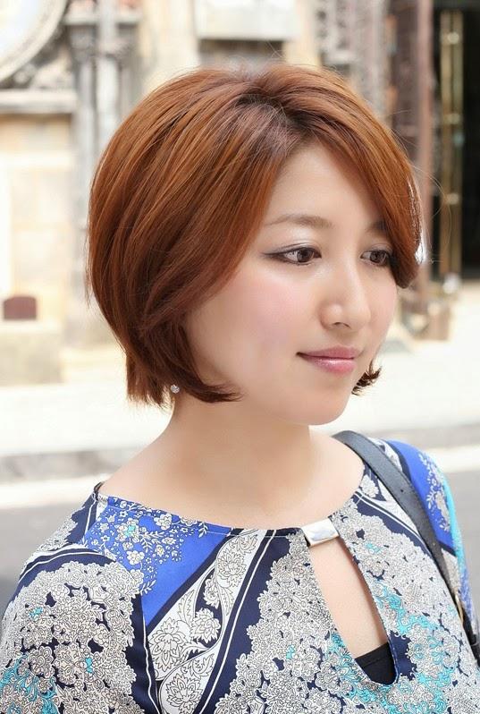 Gaya Potongan Rambut Pendek ala Bintang Korea  Tips Model Rambut