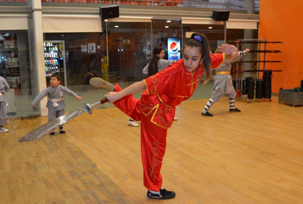 Kung-Fu para Niñas y Niños Artes Marciales Infantil - Tlf: 626 992 139