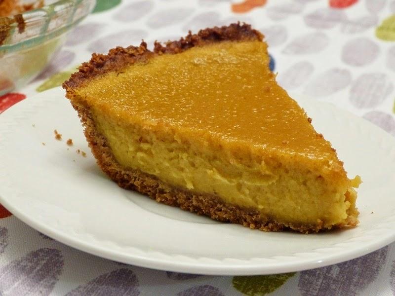 Cake Sucr Ef Bf Bd Au Potiron Recette