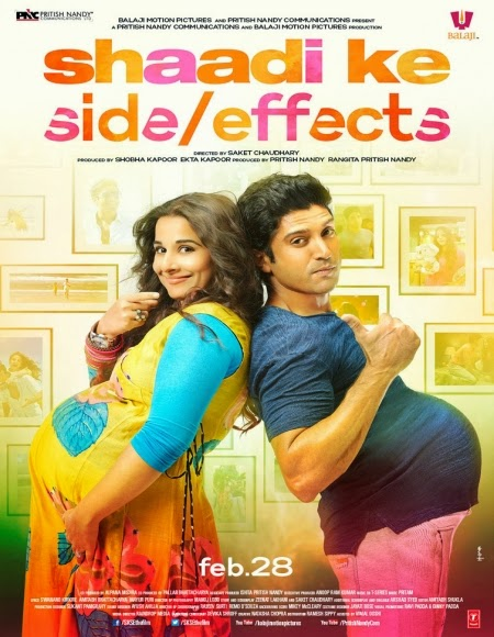 Shaadi ke Side Effects (2014) HDRip Full Video Songs 720P HD Free Download And Watch Online at FullMoviez