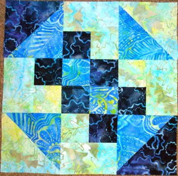 #4 Alternate Block