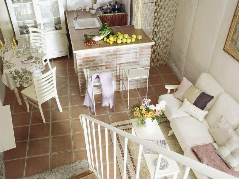 Rustic i primitor n candelario spania jurnal de design interior - Como decorar un bano antiguo sin obra ...