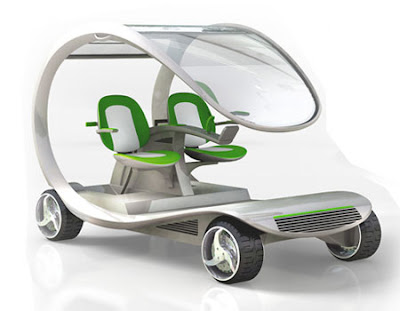 Unusual Golf Carts and Creative Golf Cart Designs (12) 8