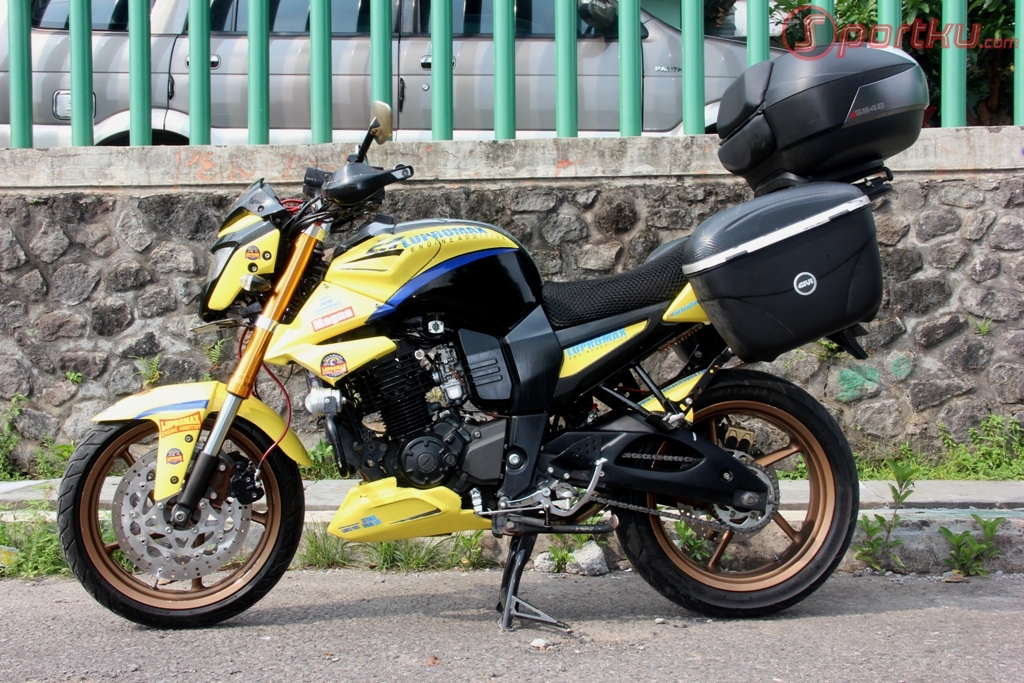 ide modifikasi byson touring