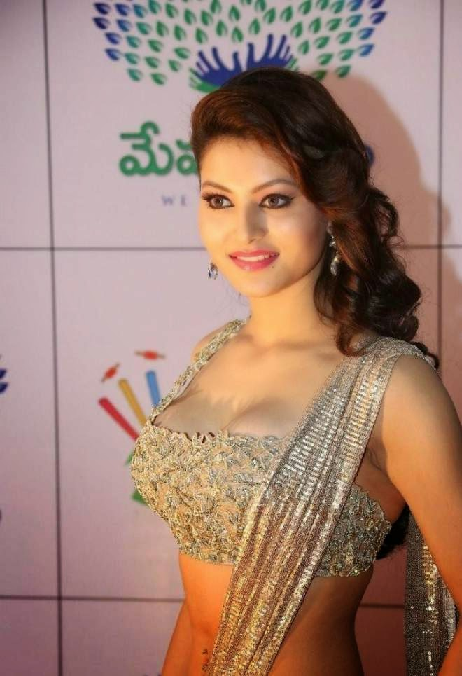 urvashi rautela spicy navel photos