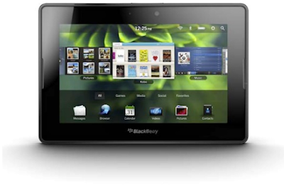 Blackberry Playbook 4G LTE is Coming to Bell on May 31st