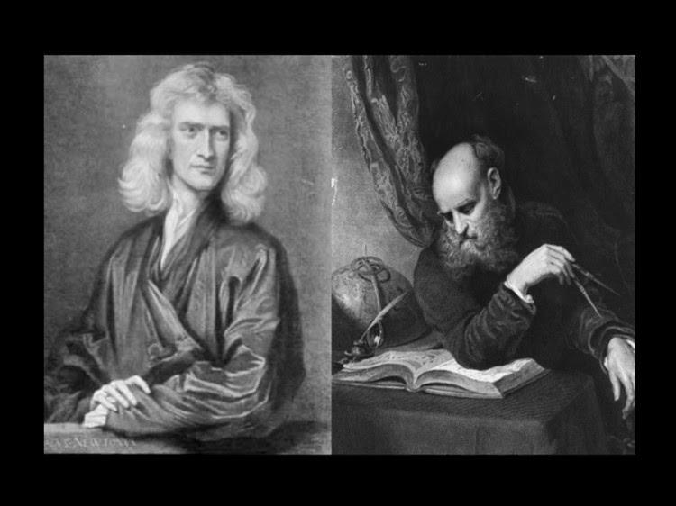 أغرب الحقائق عن إسحاق نيوتن