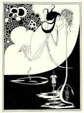 The Climax, 1893 - Aubrey Beardsley