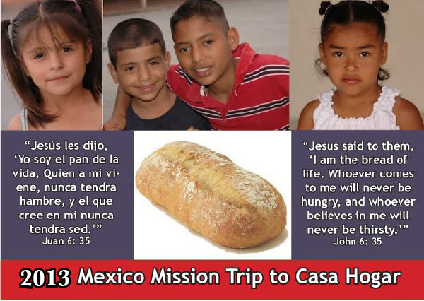 2013 Mexico Mission Trip