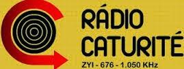 ouvir a Rádio Caturé AM 1050,0 Rádio Caturé PB