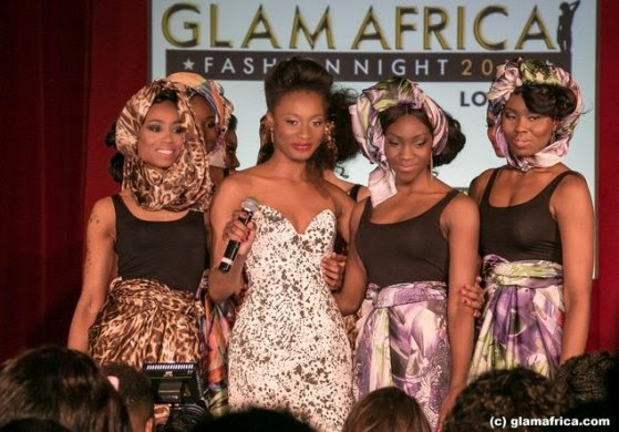 Photos from Glam Africa Fashion Night 2015