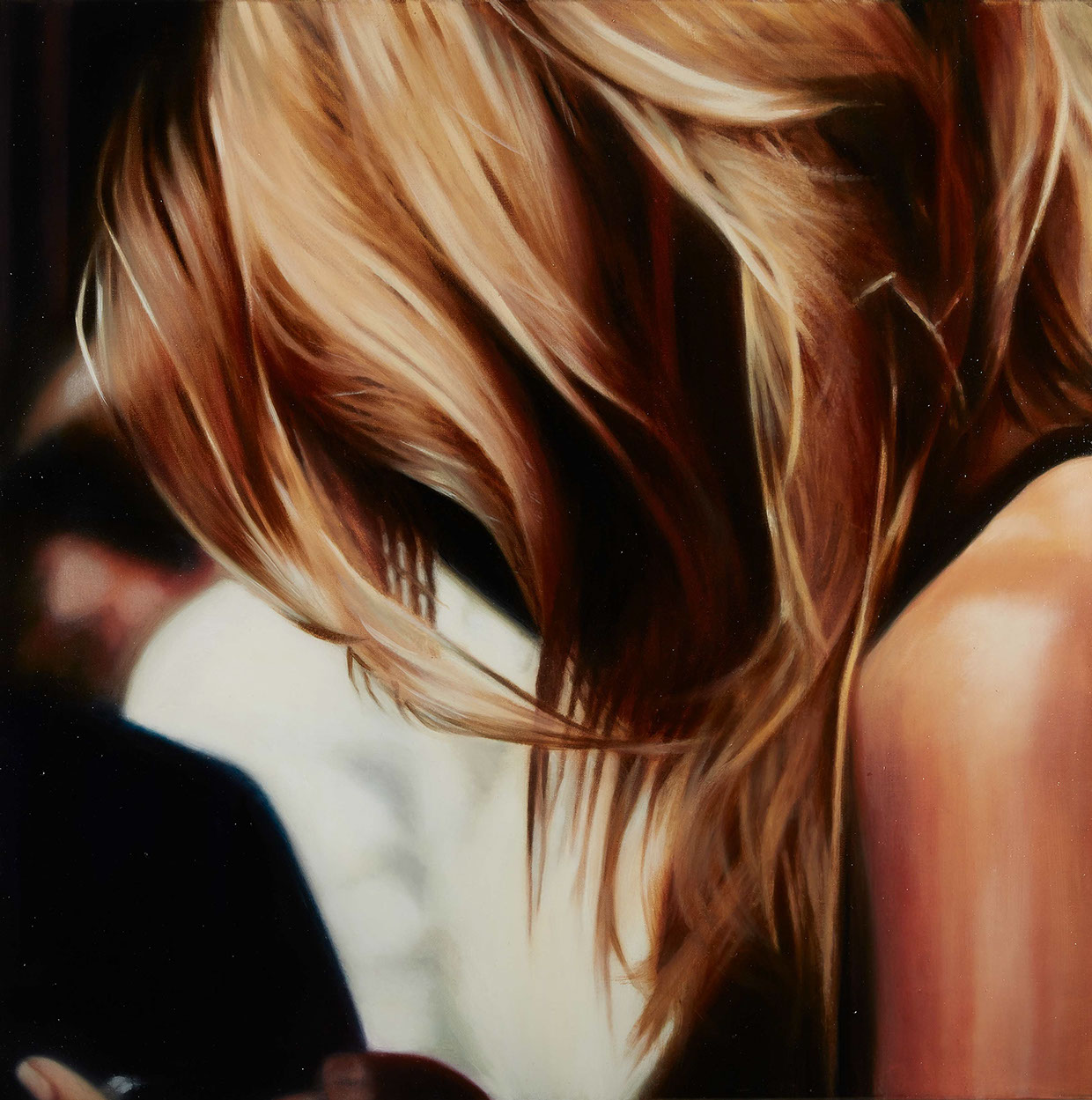 ©JKB Fletcher - Social Portrait | Pintura | Painting