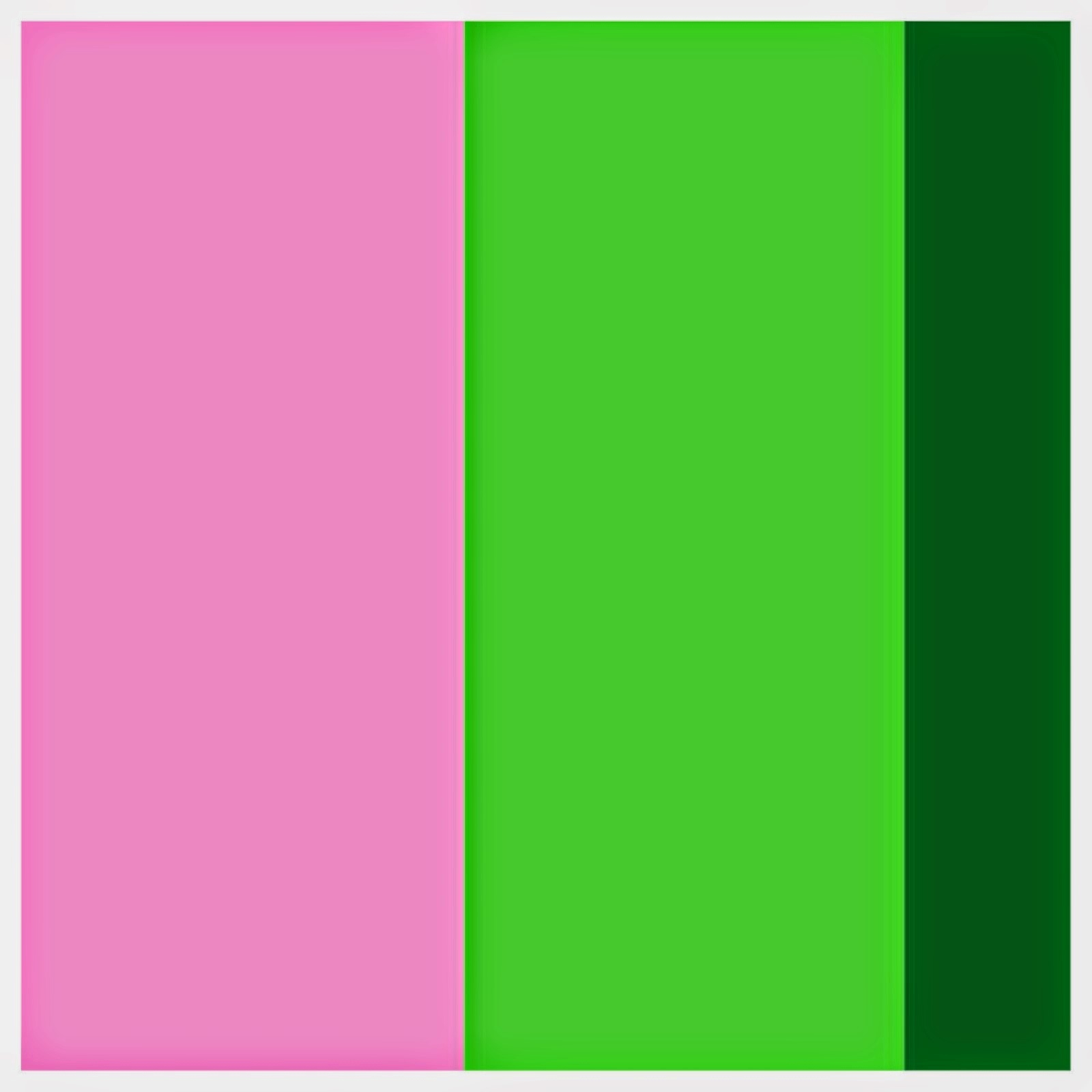 Itsamistry Design Studio: Pink, Apple Green and Dark Green