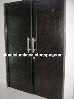 Kusen Aluminium untuk Pintu