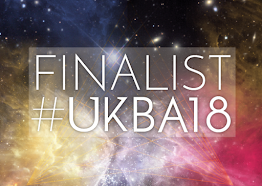 UK BLOG AWARDS 2018