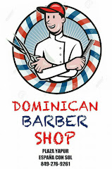 DOMINICAN BARBER SHOP