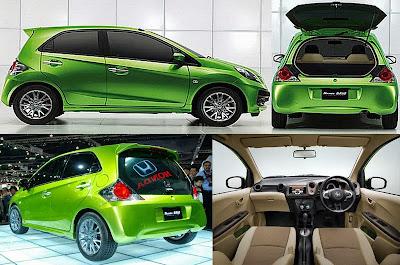 Harga dan Spesifikasi Mobil Honda Brio Terbaru