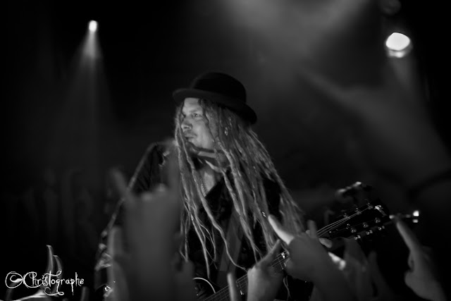 hardforce christographe korpiklaani trolfest paris 2012