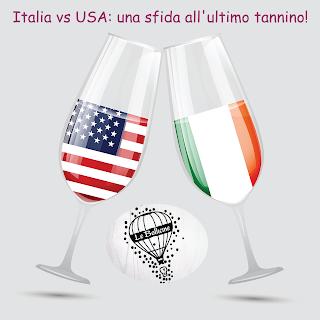 Italia vs USA: una sfida all'ultimo tannino!