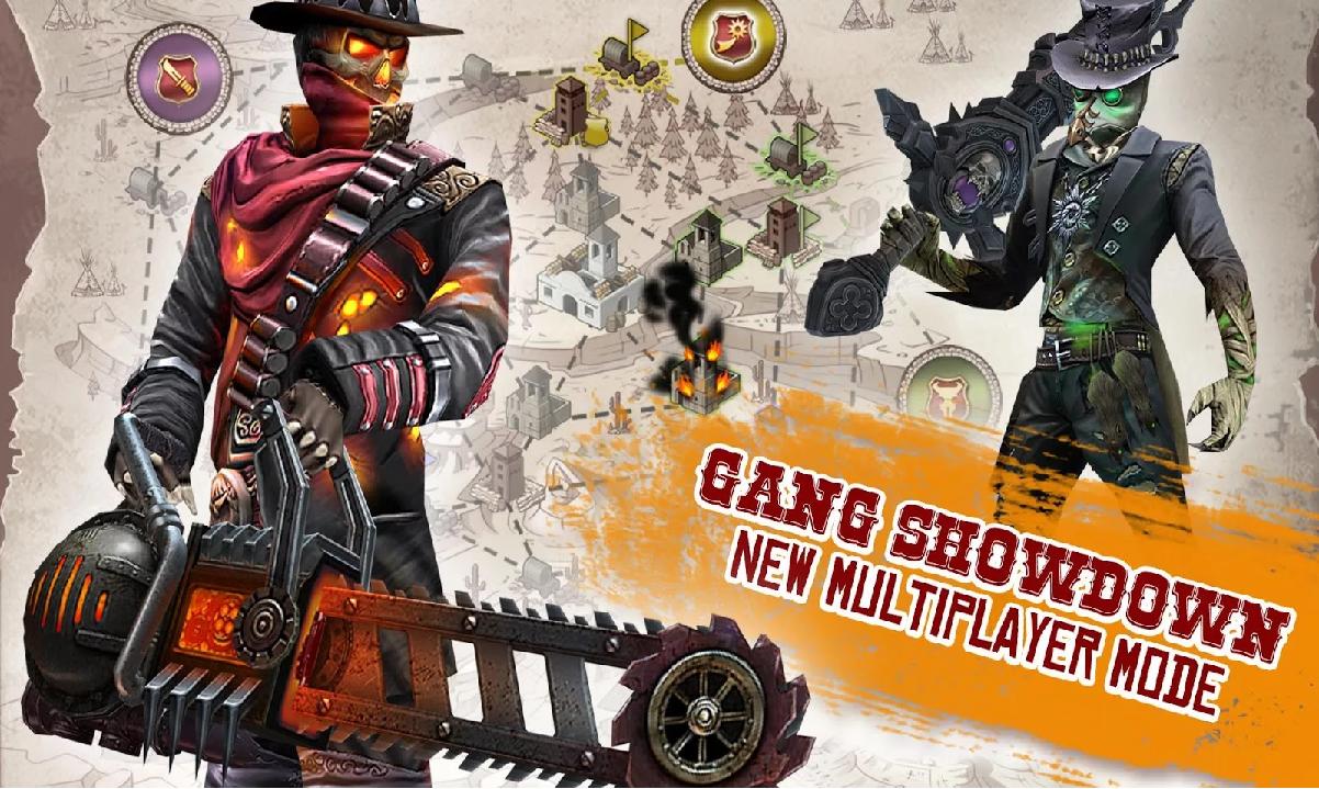 Six-Guns : Gang Showdown v2.90h Apk Data for Android