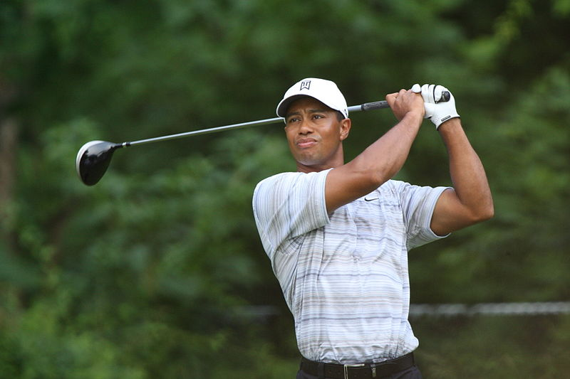 tiger woods sports disappointments