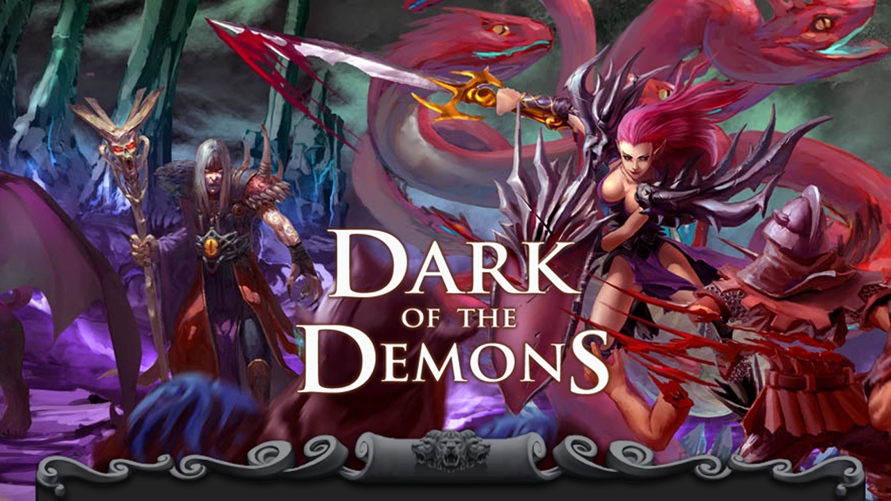 Dark of the Demons Gameplay IOS / Android