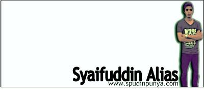 Segmen Bloglist Syaifuddin Alias