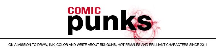 Comic Punks