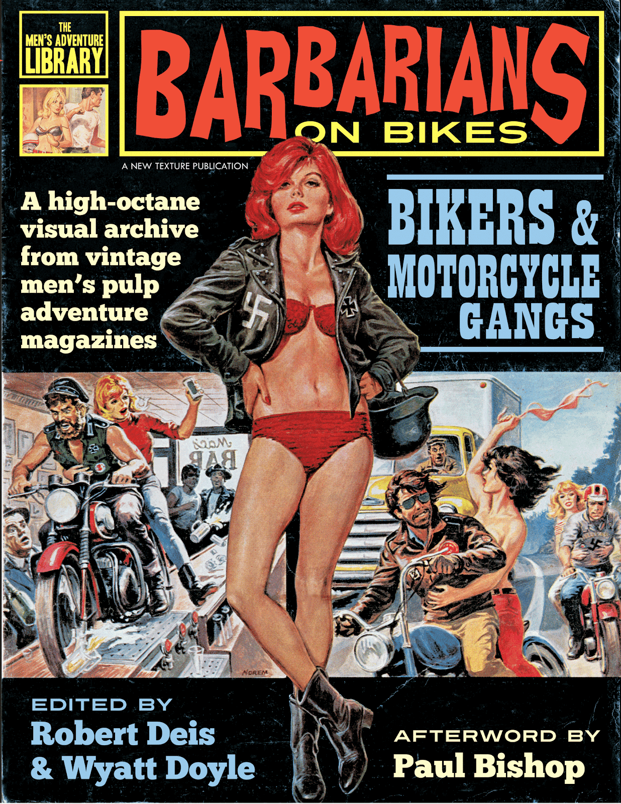 BARBARIANS ON BIKES