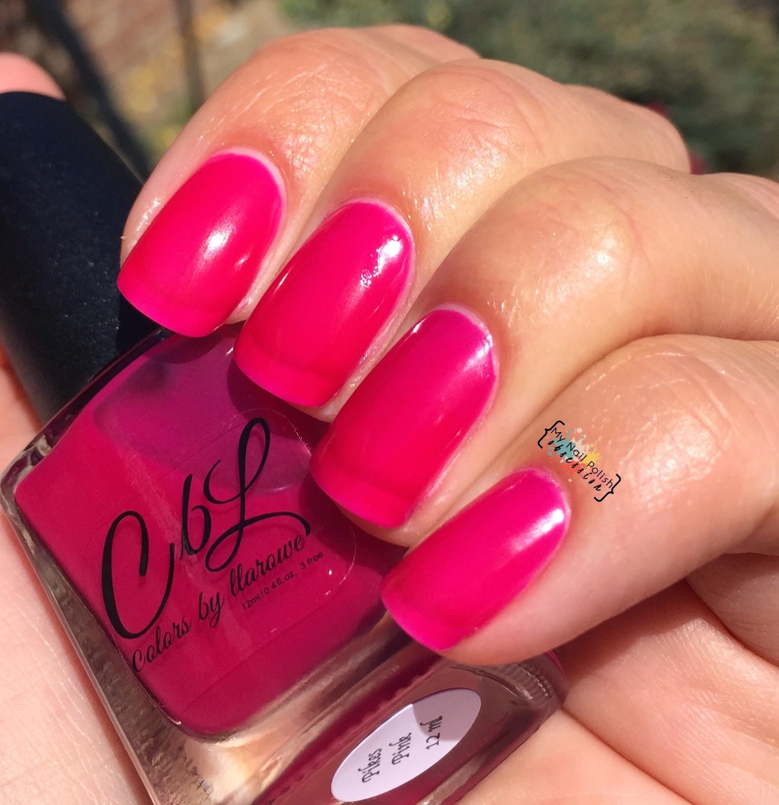 Colors by Llarowe Pikes Pink