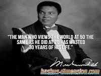 Muhammad Ali Meninggal