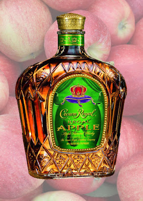 Crown Royal's Regal Apple