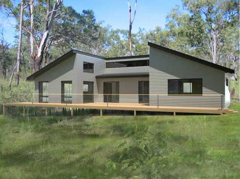 Modular home kit modular homes australia for Piani di cottage modulari