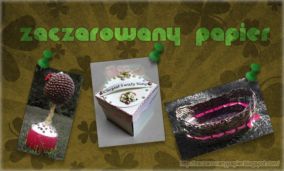 <center>Zaczarowany Papier</center>