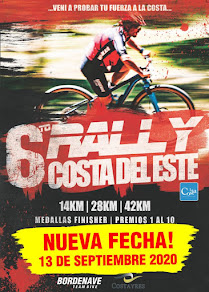 6to. RALLY BIKE COSTA DEL ESTE