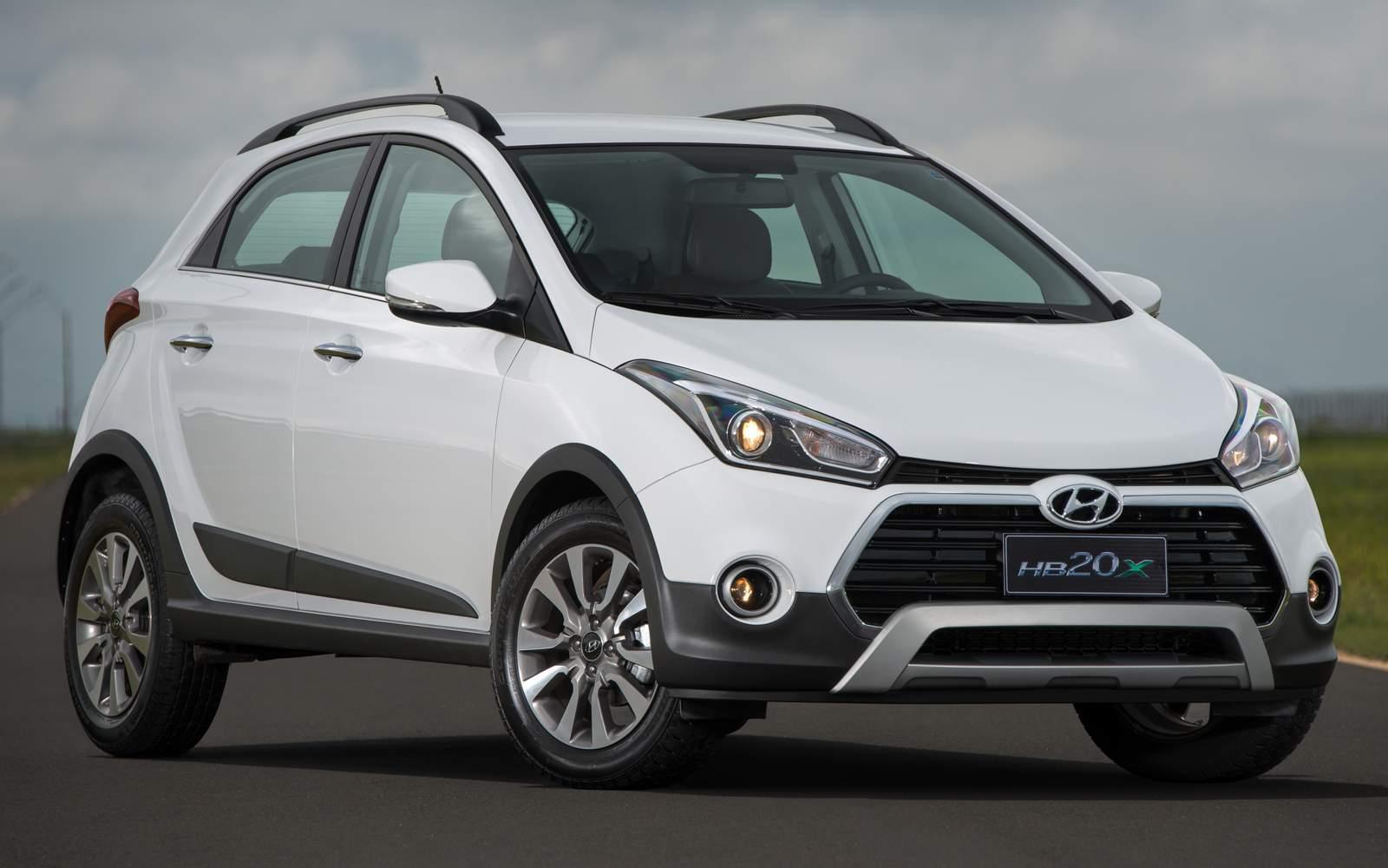 Novo Hyundai Hb20X 2016