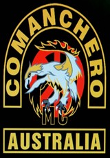 Biker News Comanchero Mc