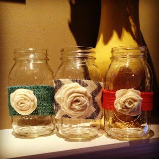 Backspace Boutique Decorative Mason Jars   The M House