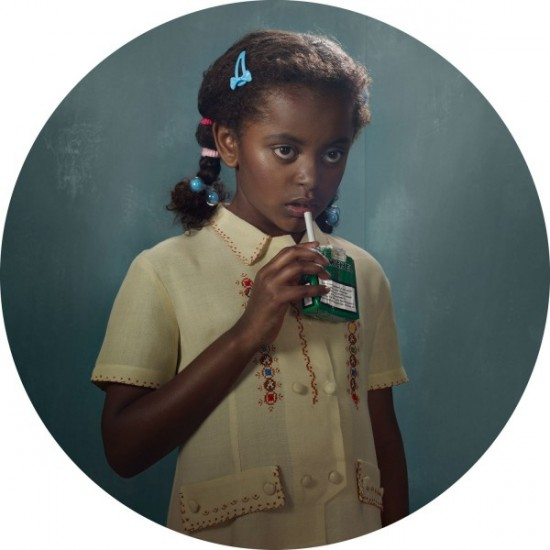 Frieke Janssens. Smoking Kids