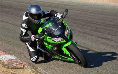 Gambar Kawasaki Ninja 300 ABS 2014