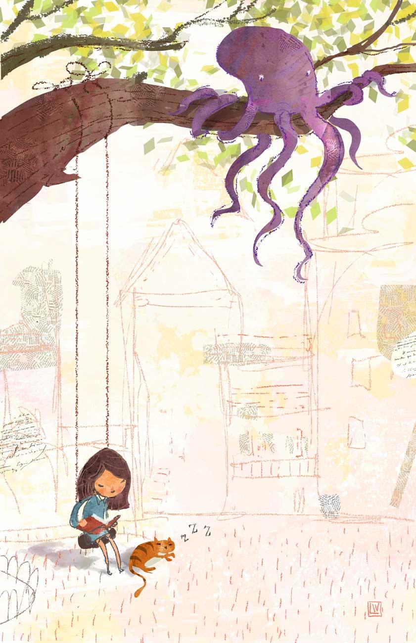 Agnes lee illustration essay