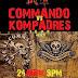 Commando VS Compadres en Café Bizarro Jueves 24 de Abril 2014