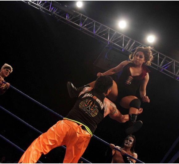 EWSY NEWS LUCHA LIBRE: CMLL, AAA E IWRG. - El Wrestling ...