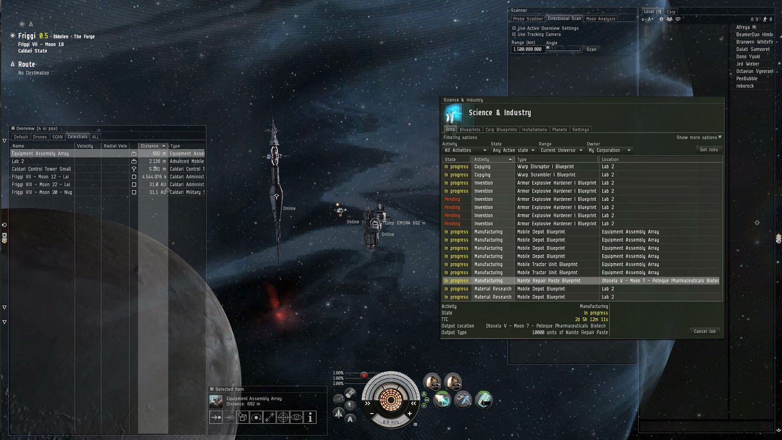 Eve online production slots slots and poker mining in eve online nullsec ratting updates capital production empty high slot empty high slot empty high slot malvernweather Image collections