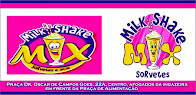 MILK SHAKE MIX SORVETES