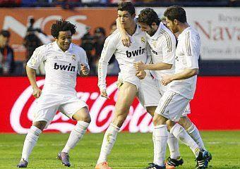 Las piernas de Cristiano Ronaldo valen 103 millones de euros