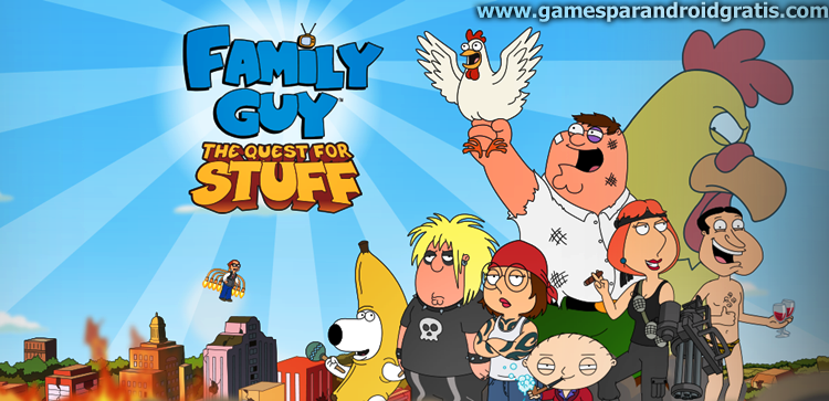 Download Uma Familia da Pesada Apk