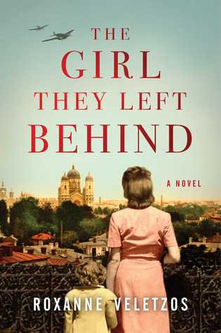 Giveaway - The Girl They Left Behind by Roxanne Veletzos (One Copy)