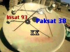 paksat,insat3a,dd,setup,dish,signal.